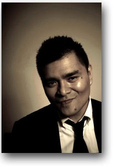 A photo of Jose Antonio Vargas the 2012 Alumnus of the Year by San Francisco State University.