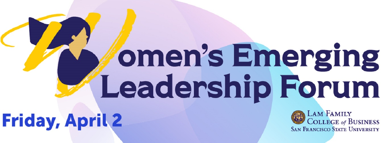 Women's Emerging Leadership Forum, Friday, April 2