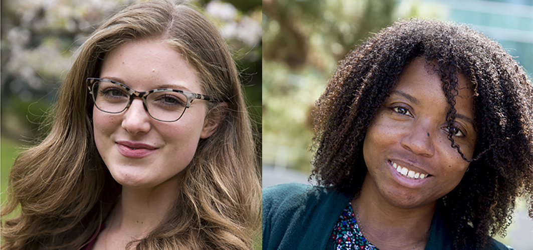 A Fulbright future for two SF State graduates