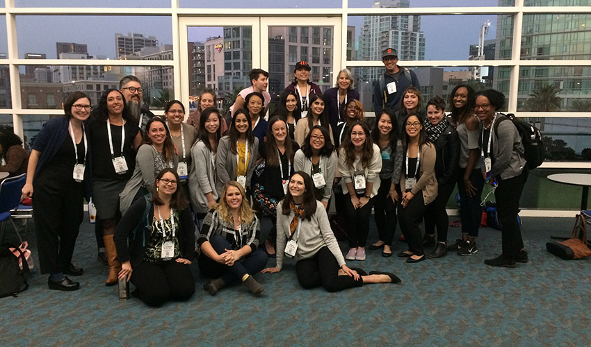 The American Public Health Association's 2018 annual conference was attended by SF State faculty and staff who wrote a successful policy about police violence as a public health issue.