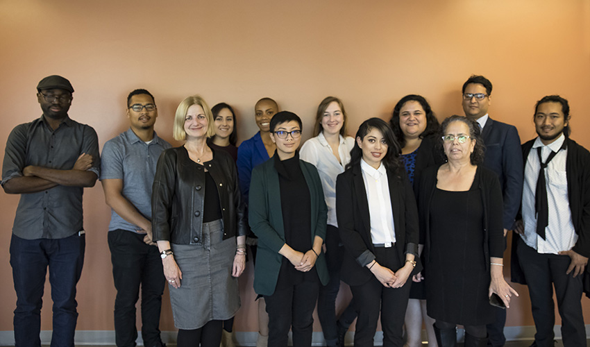 SF State welcomes 11 students to Pre-Doctoral Scholar program