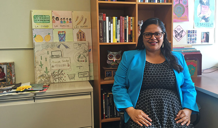 SF State Associate Professor of Sociology Marla Ramirez's research into the Mexican Repatriation of the 1930s has found similarities to the political rhetoric of today.
