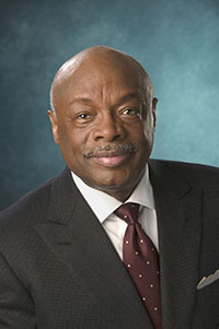 Photo of former San Francisco Mayor Willie Brown