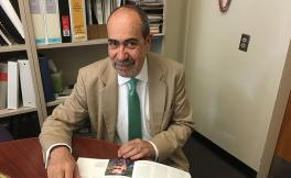 Associate Professor of Health Education José Ramón Fernández-Peña is retiring after almost 20 years at SF State.