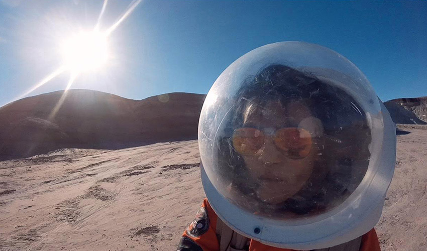A new SF State-produced documentary calls for a giant leap for womankind. Madame Mars, directed by Professor Emerita Jan Millsapps, explores the underrepresentation of women in space science. Millsapps presents the new film at a United Nations symposium in Vienna on June 18.