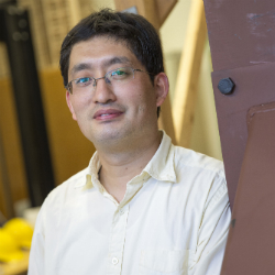 Photo of Assistant Professor of Civil Engineering Cheng Chen