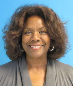 Photo of emergency-preparedness coordinator Gayle Orr-Smith