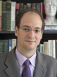 Associate Professor of Psychology Ezequiel Morsella