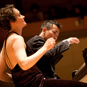 Piano-duo Zofo is based in the Bay Area but has performed across the United States and in Europe and Japan since its inception in 2009.