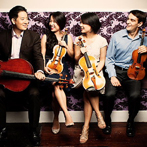 The Afiara String Quartet is one of the country's leading young string quartets.