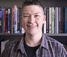 Associate Professor of Sociology and Sexuality Studies Clare Sears