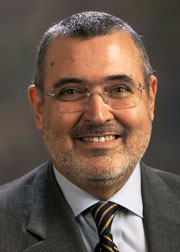 Jose L. Galvan associate vice president and dean of the College of Extended Learning and International Affairs
