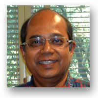 Photo of Professor and Chair of Economics Sudip Chattopadhyay
