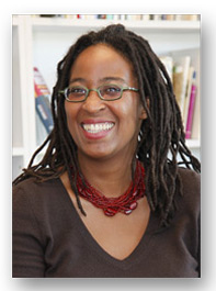 Photo of Professor of Creative Writing Camille Dungy