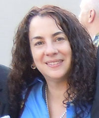 A photo of SF State Associate Professor of Latina/Latino Studies Belinda Reyes