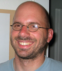 A photo of SF State Associate Professor of Mathematics Matthias Beck.