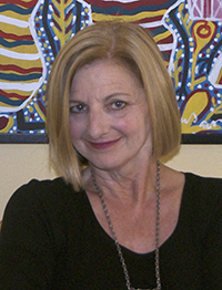 Professor of Special Education and Communicative Disorders Pamela Wolfberg