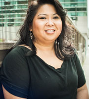 Photo of Associate Professor of History Dawn Mabalon.