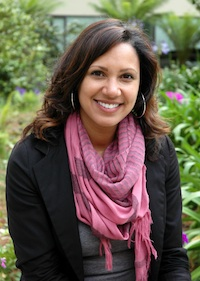 Photo of graduate student Marilyn Thomas.