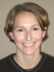 Photo of Assistant Professor of Psychology Sarah Holley.