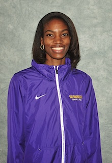 Photo of SF State senior Tiana Wills