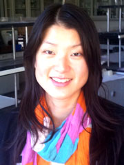 Photo of Andrea Swei, assistant professor of biology.