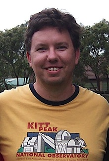 Photo of Assistant Professor of Physics & Astronomy Stephen Kane