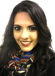 Photo of doctoral student Blanca Arteaga